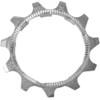Shimano BL-Gruppe Kassett med Avstandsring til CS-M770-10 sølv
